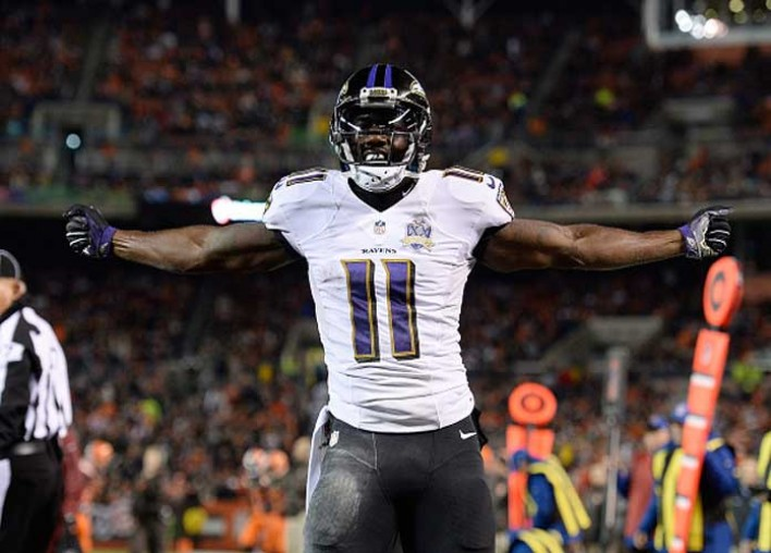 Reset On Eagles Receiving Corps With Markus Wheaton Cut, Kamar Aiken Inked