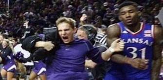 Kansas State AD Apologizes to Kansas For Unruly Fans During Court Storm