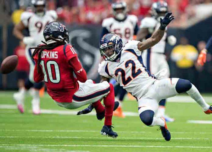 Denver Broncos' Safety Kareem Jackson Tests Positive For COVID-19
