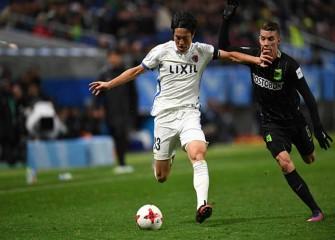 Kashima Beats Atletico Nacional 3-0 In FIFA Club World Cup Semifinals