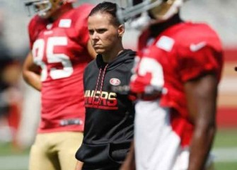 San Francisco 49ers Assistant Katie Sowers Becomes NFL's First Openly LGBT Coach