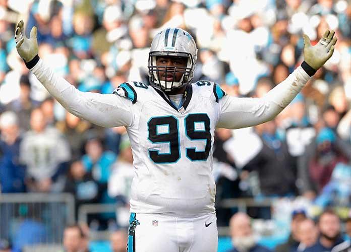 Panthers' Kawann Short Out For Rotator Cuff Surgery