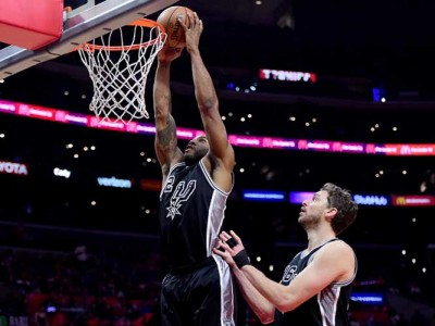 LeBron James Leaves Early, Kawhi Leonard And Spurs Rout Cavs 103-74