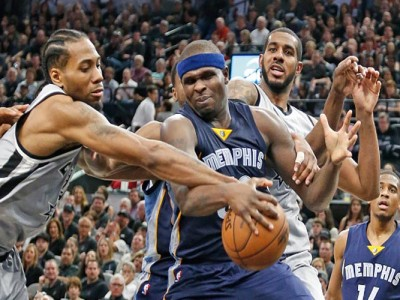 Kings' Zach Randolph Ordered To Perform Community Service After Drug Arrest