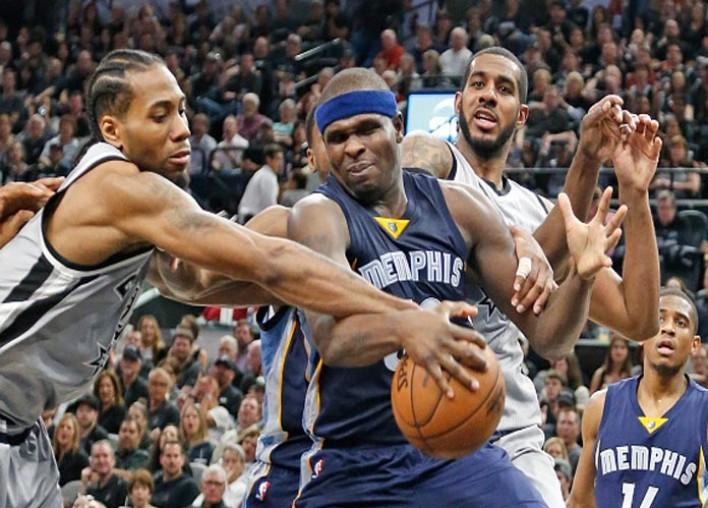Kawhi Leonard Leads Spurs To 106-74 Win Over Grizzlies