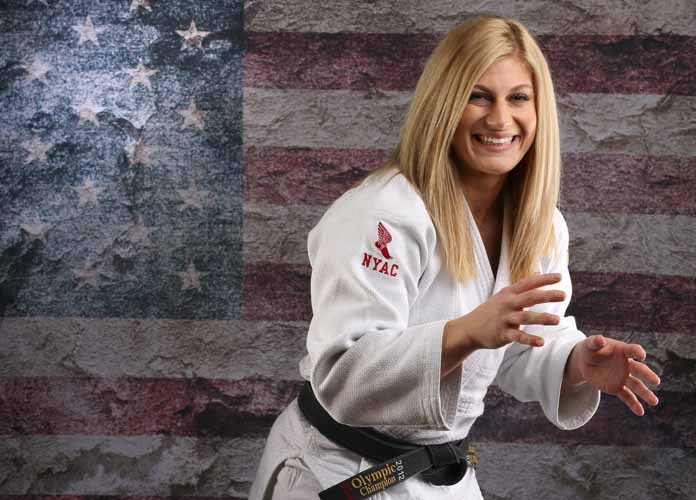 Kayla Harrison, U.S. Olympic Judo Champion, How She Visualizes Her Way To Gold [VIDEO EXCLUSIVE]