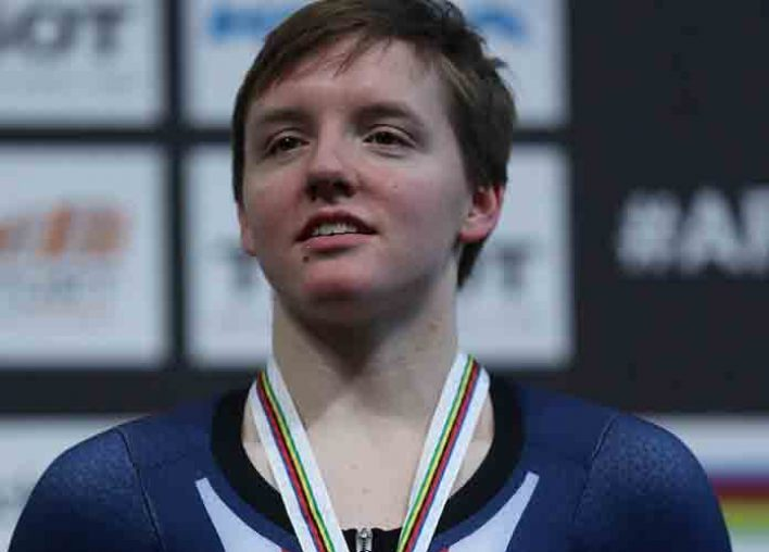 Olympic Cyclist Kelly Catlin, Silver Medallist, Dies Of Suicide At 23; Tributes Pour In