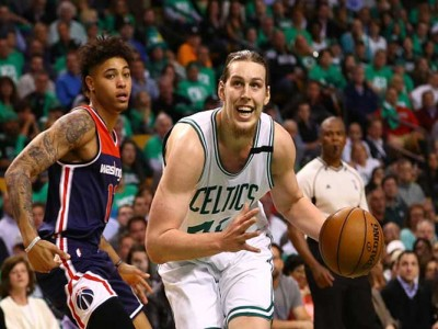 Watch: Kelly Olynyk Scores 26 Points In Celtics' 115-105 Game 7 Win Vs Wizards
