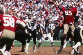 Late Raiders QB Ken Stabler Diagnosed With CTE
