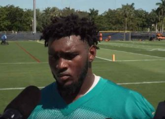 Miami Dolphins Defensive Tackle Kendrick Norton Loses Arm In Car Accident