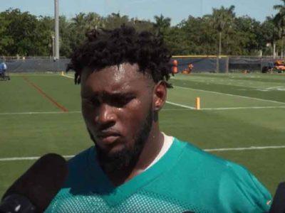 Miami Dolphins Defensive Tackle Kendrick Norton Loses Arm In Car Accident
