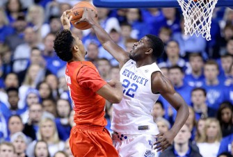 Kentucky Thumps Mizzou 88-54
