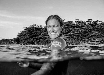 Diver Kerry Hollowell On Her Alkaline Diet [VIDEO EXCLUSIVE]