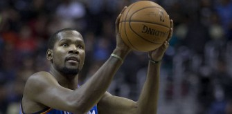 Kevin Durant Powers Thunder Past Grizzlies 112-94 In His Return