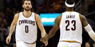 Cavs Forward Kevin Love Ruled Out For Game 3 With Concussion