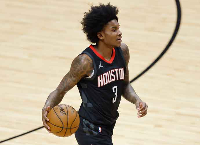 Kevin Porter Jr. Ushers In A New Era In Houston With 50-Point Effort