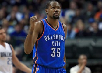 Thunder's Kevin Durant Fires Back At Mark Cuban