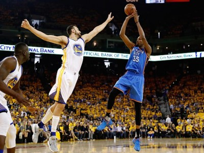 Stephen Curry Leads Warriors To 118-91 Game 2 Win Over Thunder To Tie Series