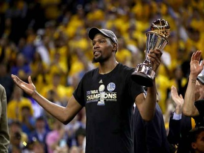 Kevin Durant Says Knicks 'Aren't As Cool' As Golden State Warriors
