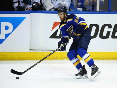 "St. Louis Blues Criticized For Scheduling ""Hockey Is For Everyone"" Night During Road Game"