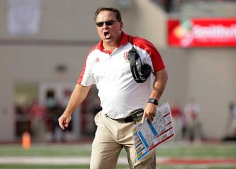 Tom Allen Named New Indiana Hoosiers' Coach, Replaces Kevin Wilson