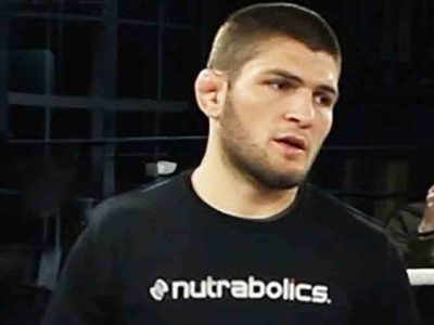 UFC's Khabib Nurmagomedov Confirms His Father Is In Critical Condition From COVID-19
