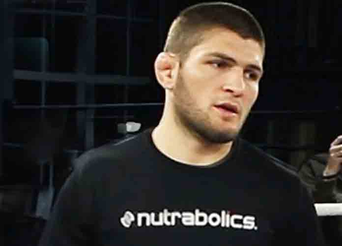 Khabib Nurmagomedov Says He Will Not Leave Quarantine For UFC 249