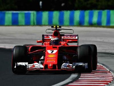 Kimi Raikkonen Agrees To One-Year Extension With Ferrari Through End Of 2018 Season