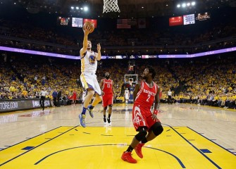 Warriors Advance To Second Playoffs Round Without Curry After 114-81 Game 5 Win Over Rockets