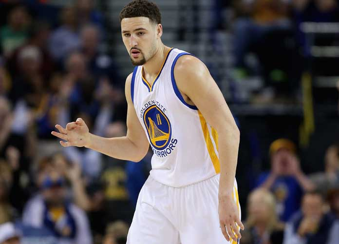 Unusual Wake Up Call For The Warriors & Klay Thompson
