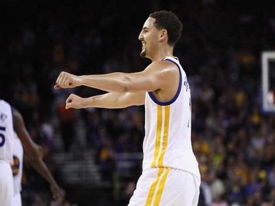 Klay Thompson Scores 60 Points In Warriors' 142-106 Rout Of Pacers