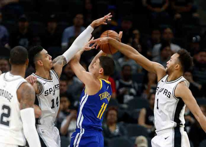 Warriors Vs. Spurs (March 8, 2018) Preview: Game Time Start, TV Channel Info
