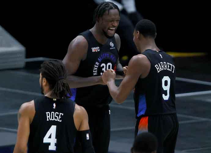 Knicks Extend Win Streak To 7 Games, Most Since 2014
