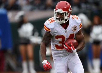 Chiefs Trade RB Knile Davis To Packers