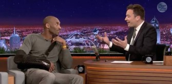 Kobe Bryant And Jimmy Fallon Reminisce About 1996 Beer Run