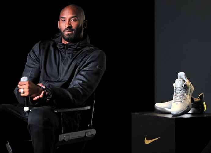 Kobe Bryant's Estate Will Not Be Renewing Partnership With Nike