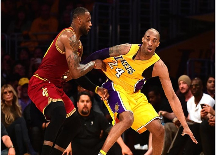 Lakers To Retire Both Kobe Bryant Jerseys In December