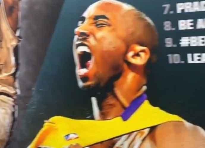 Philadelphia Eagles To Add Kobe Bryant Mural In Practice Facility