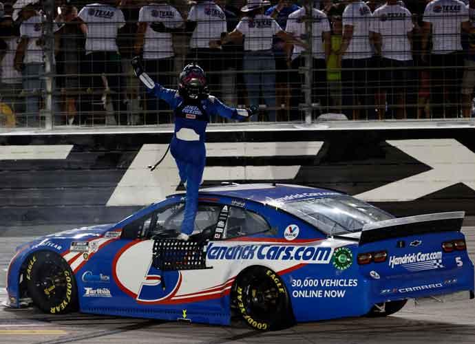Kyle Larson Earns Victory In NASCAR All-Star Race