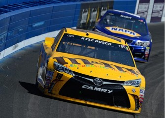 Record Setting Weekend For Kyle Busch