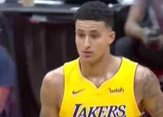 Kyle Kuzma Leads Lakers To 123-115 Win Over The Sun