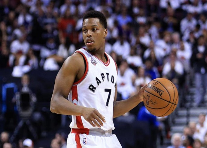 Kyle Lowry Reportedly Signs 3-Year, $100 Million Contract With Raptors