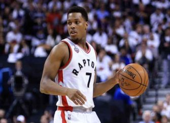 Raptors' Kyle Lowry Claims He Was Shoved By Fan In Cleveland