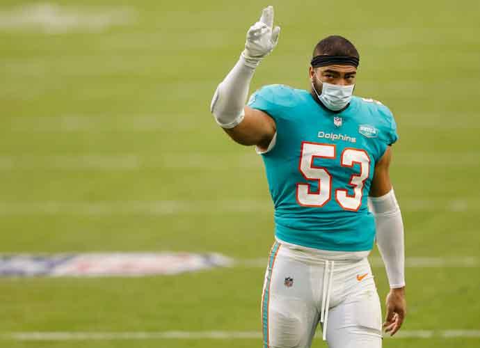 Miami Dolphins Release Kyle Van Noy