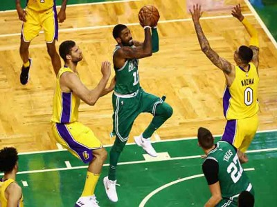 Injury-Riddled Celtics Beat Lakers 107-96 For Tenth Straight Win