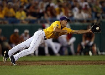 LSU Beats Louisiana-Lafayette 8-5 In Wally Pontiff Jr. Baseball Classic
