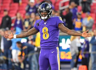 Ravens' Quarterback Lamar Jackson Cancels Event In Florida Amid Rise In COVID-19 Cases In State