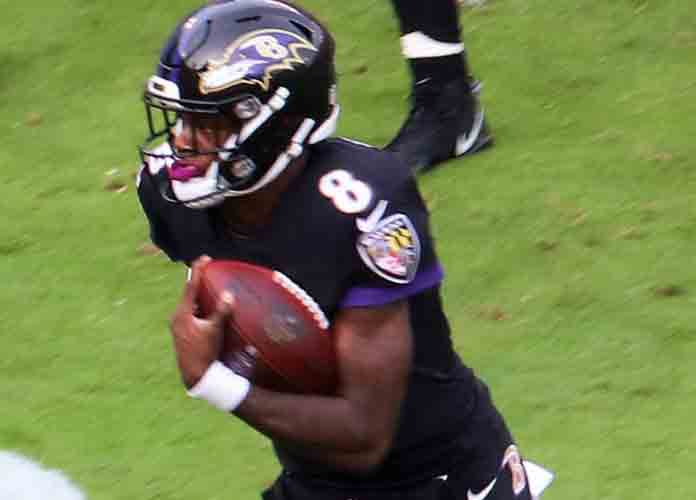 Ravens QB Lamar Jackson Apologizes After Video Shows Him Driving 105 MPH Without Seat Belt [VIDEO]