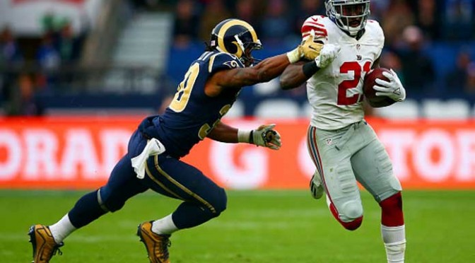 Landon Collins Intercepts Case Keenum Twice To Lead Giants To 17-10 Win Over Rams