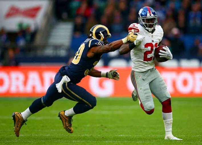 Josh Norman Trolls Giants GM Dave Gettleman On Twitter After Landon Collins Joins Redskins